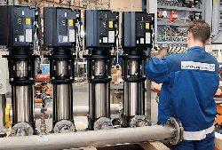 установка повышения давления hydro