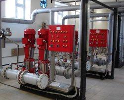 установка пожаротушения hydro mx